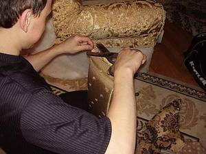 художественное выпиливание ручным лобзиком